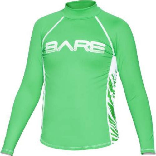 BARE LONG SLEEVE SUNGUARD (YOUTH)