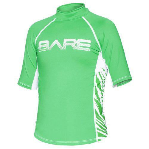 BARE SHORT SLEEVE SUNGUARD (YOUTH)