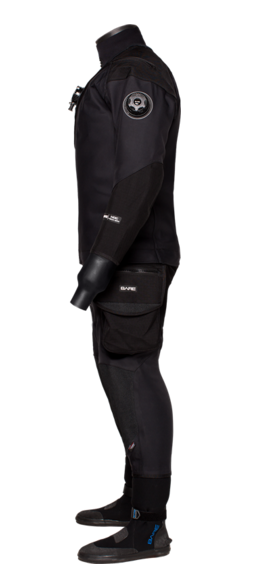 HDC TECH DRY DRYSUIT