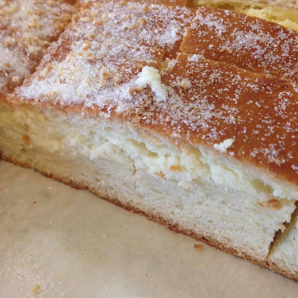 Old Fashioned Cheese Coffeecake (December 21, 22, 23, 24 ONLY)
