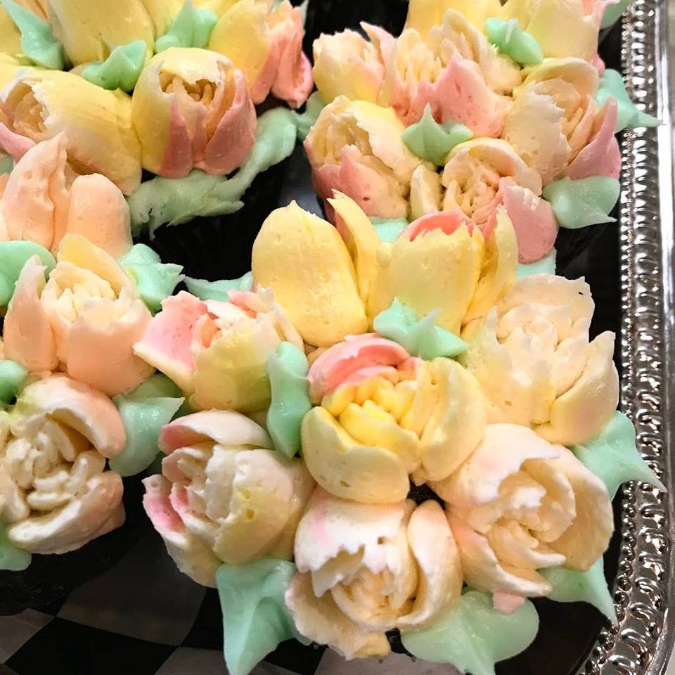 Blossoms Cupcakes