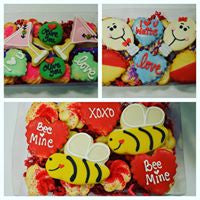 """Celebrate""Cookie Box Valentine"