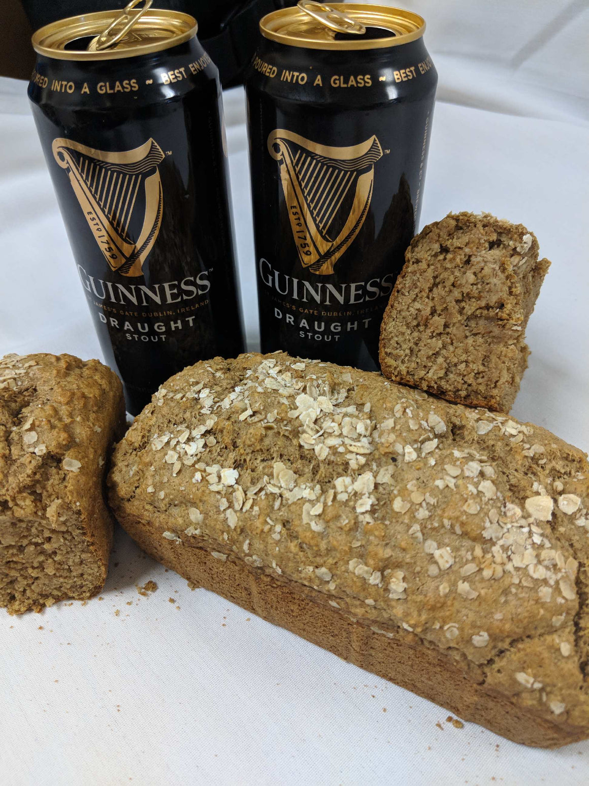 Guinness Brown Bread