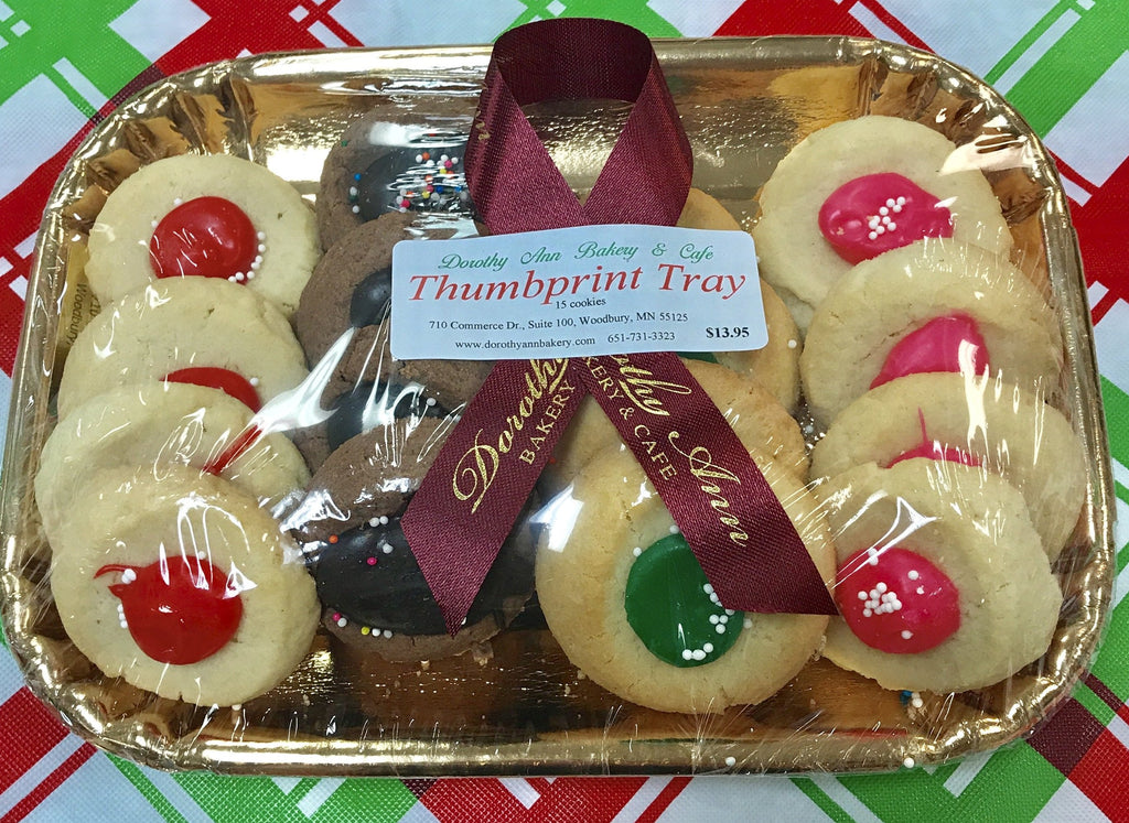 Thumbprint Tray