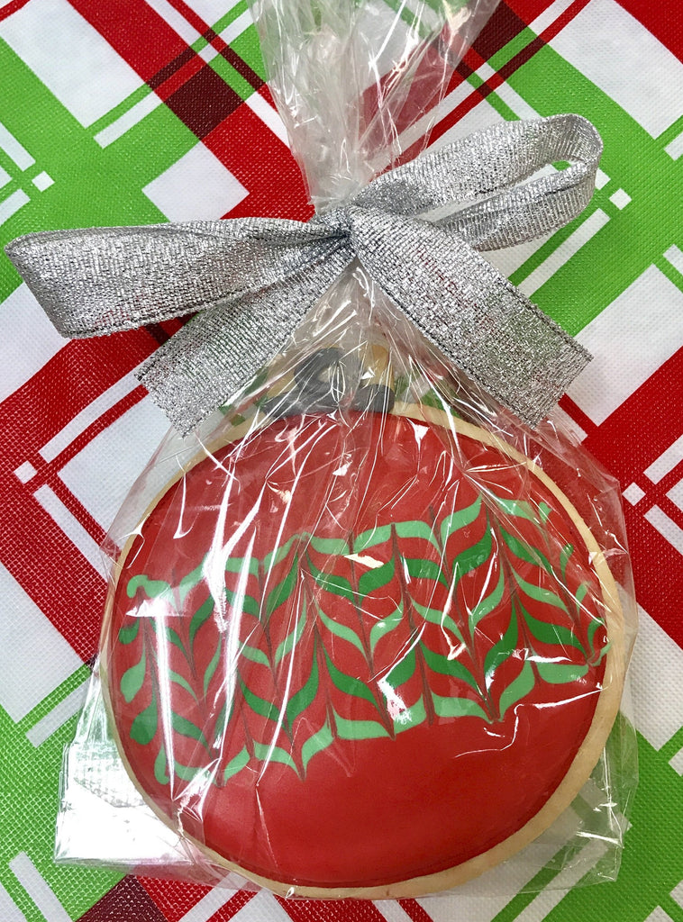 Stocking Stuffer Decorated Cookies (click on item to see more designs)