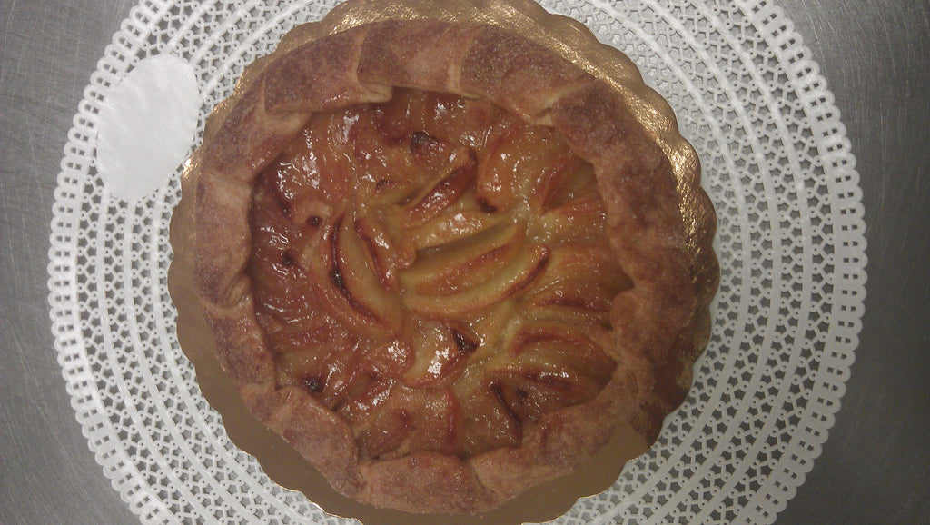 French Apple County Tart