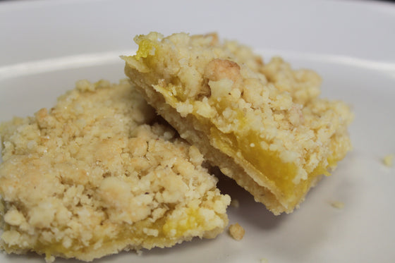 Lemon Princess Bars