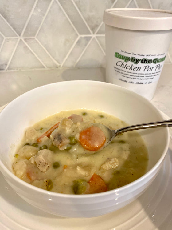 Soup Quart - Chicken Pot Pie
