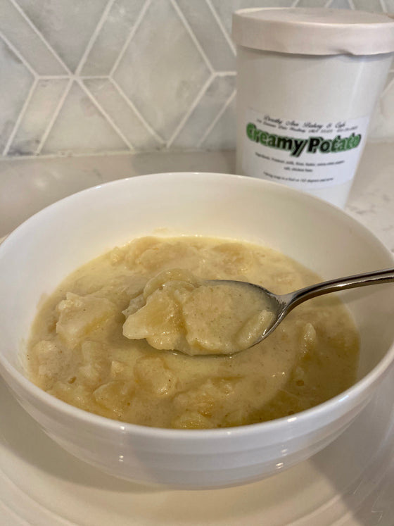 Soup Quart - Creamy Potato