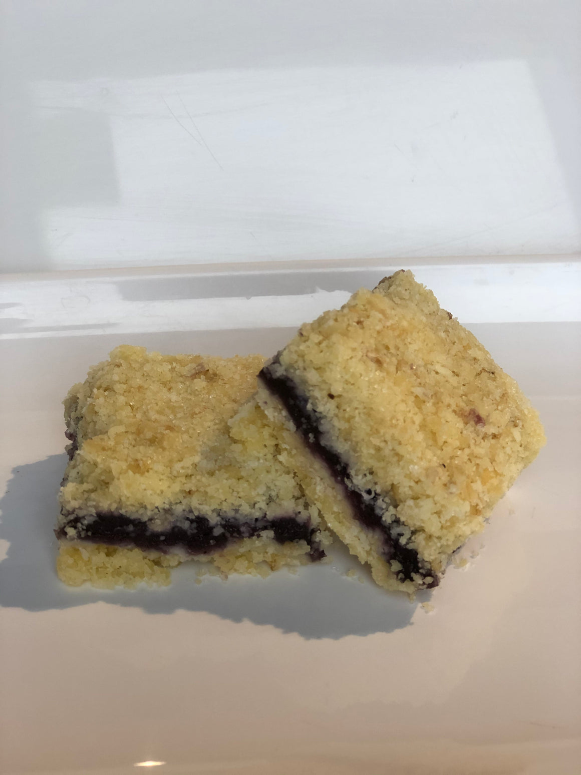 "Blueberry Princess Bars 2""x2"""