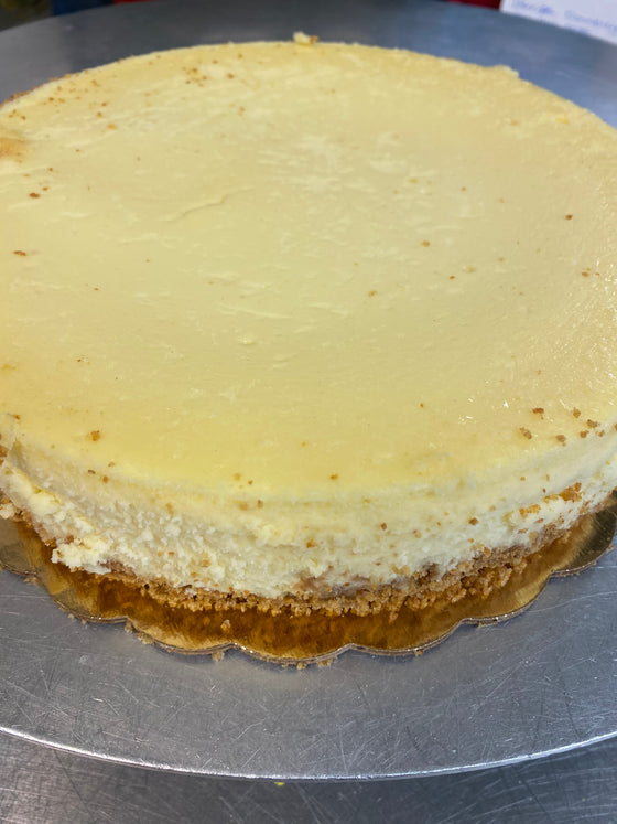 "8"" Original Cheesecake"