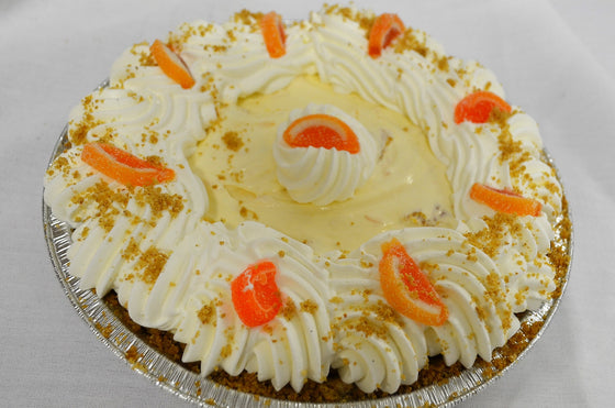 Dreamsicle Pie