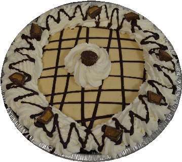 "9"" Peanut Butter Pie"
