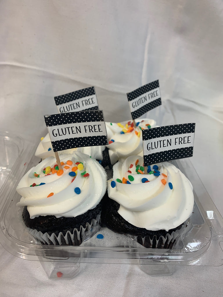 No Gluten Added Cupcakes