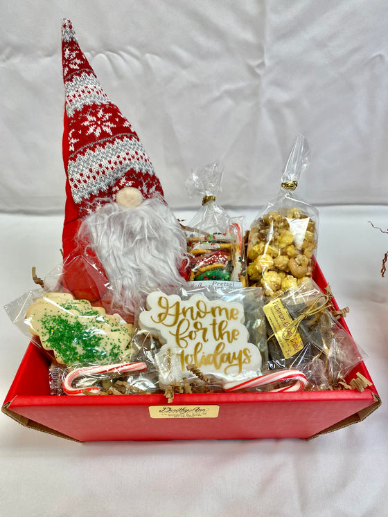 Gnome for the Holidays Gift Box - Large