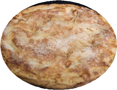 "9"" Fresh Apple Pie"