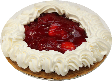 "9"" Fresh Strawberry Pie"