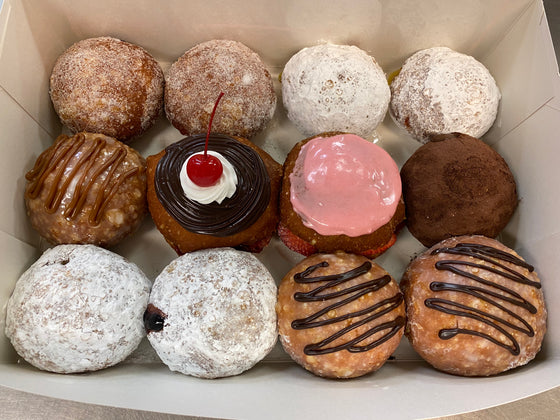 Paczki Feature Dozen Donut Box- Available Friday's & Saturday's ONLY!