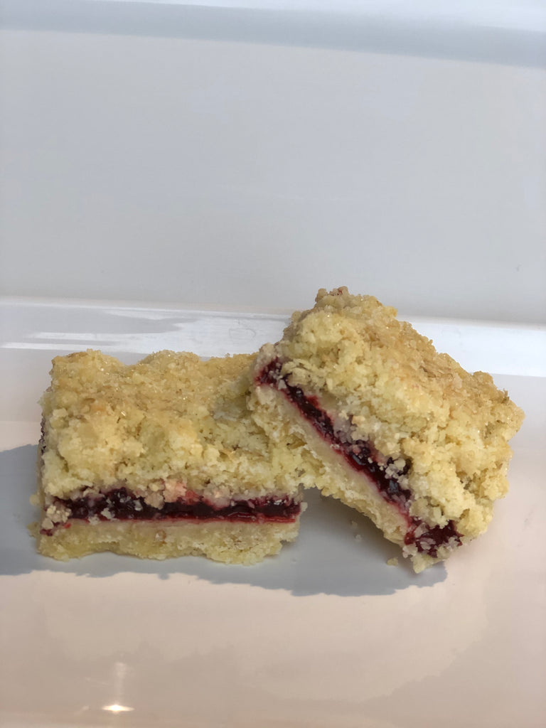 "Raspberry Princess Bars 2""x2"""