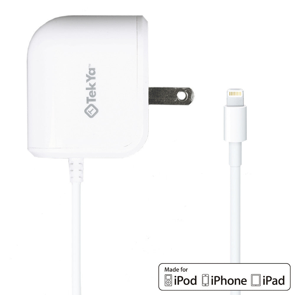 2.4Amp Apple Lightning Wall Charger