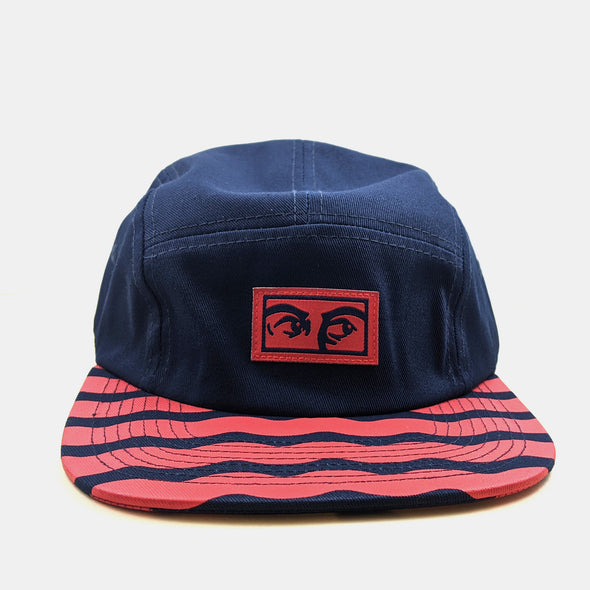 Side Eye 5 Panel Hat
