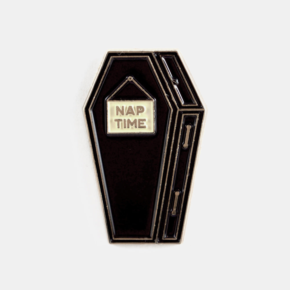 Nap Time Pin