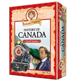 History of Canada - Card Game