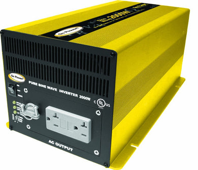 Go Power 2000 Watt Inverter