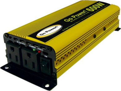 Go Power 600 Watt Inverter