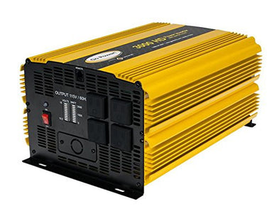 Go Power 3000 Watt Heavy Duty Modified Sine Wave Inverter