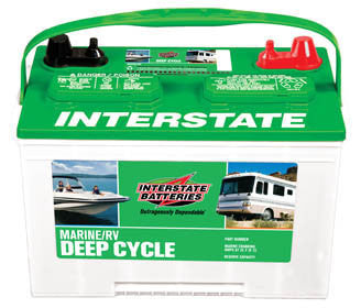 Interstate 27 Series Battery
