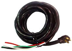 50 AMP POWER CORD-25 FT. - On Sale
