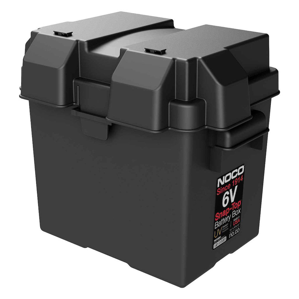 6-Volt Battery Box