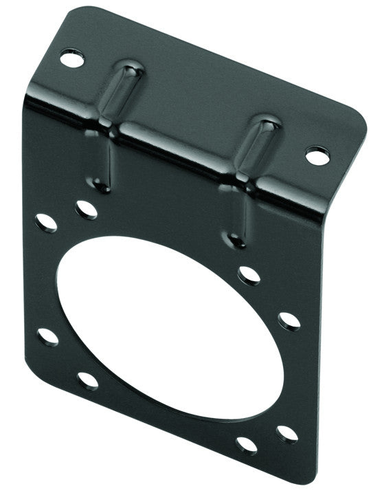 Universal 7-Way Bracket - Black