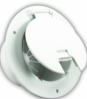Deluxe Round Electric Cable Hatch