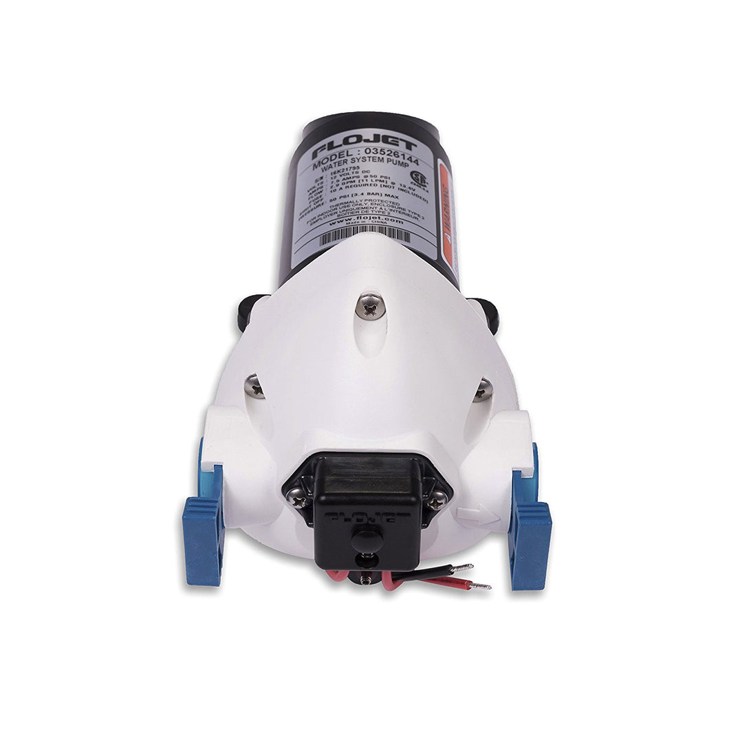 Flojet Triplex Diaphragm Water Pump