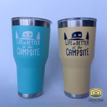 30 oz Life is Better at the Campsite Tumbler