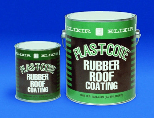 Plas-T-Coast Rubber Roof Coating