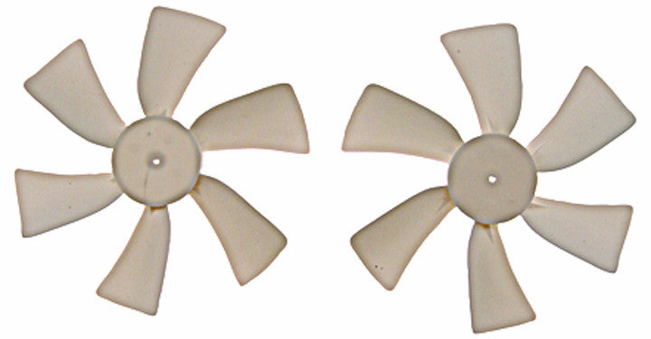 Replacement Fan Blade - Clockwise