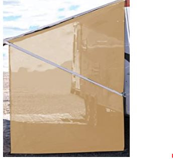 Awning Side Shade
