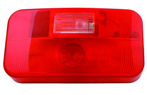 Taillight With Back-Up, Passenger Side