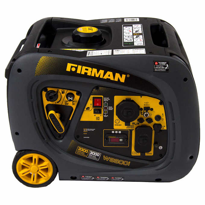 FIRMAN 3300 Watt Inverter/Generator