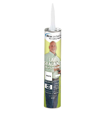 Dicor Lap Sealant 10.3oz Self Leveling