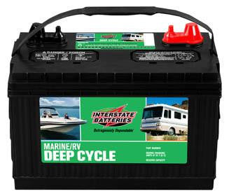 Deep Cycle Battery 29 Series