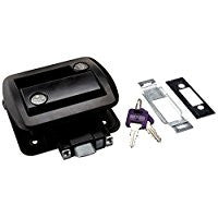 Entry Door Lock - Black