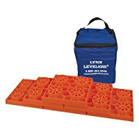 Lynx Leveler Blocks - 10PK Orange W/Bag