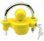 Universal Coupler Lock - Yellow