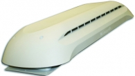 Refrigerator Roof Vent - White