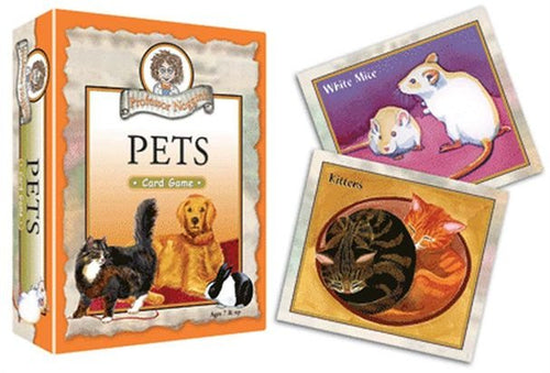Pets - Card Game