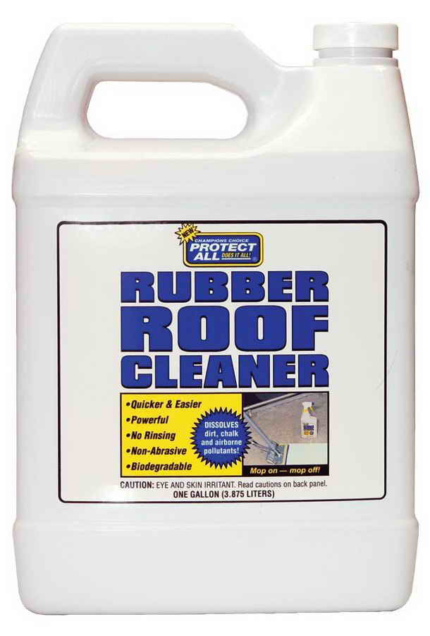 Rubber Roof Cleaner Gallon